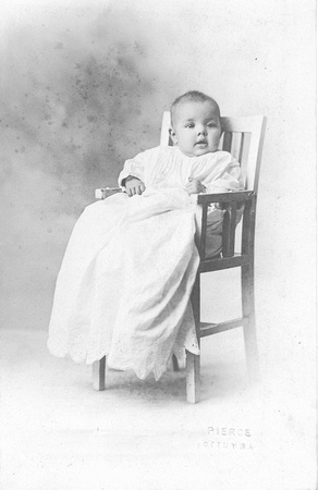 Madelene 3 months March 19 1918